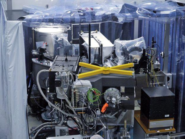 SPHERE, el instrumento que le ayuda a los astrónomos a encontrar nuevos planetas.