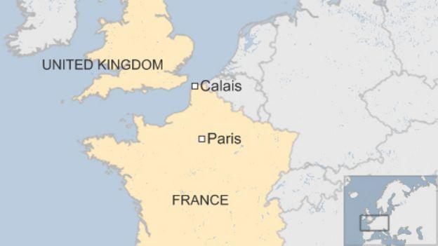 EU Brexit referendum Frances Calais seeks border deal changes