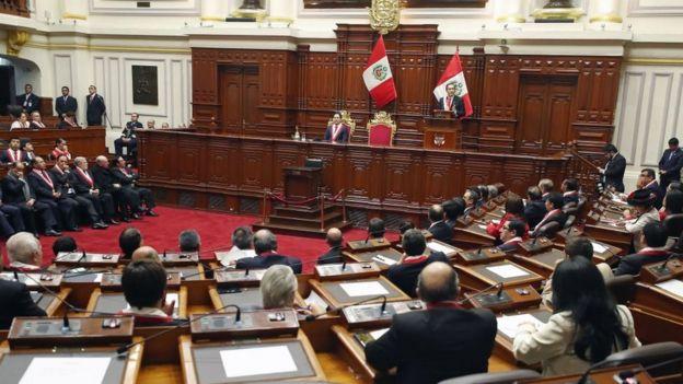 Congreso peruano
