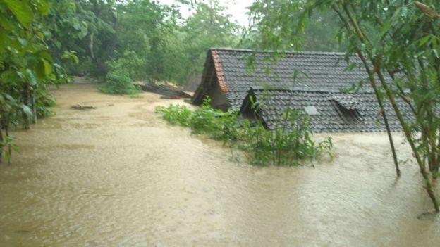 Banjir di Pacitan