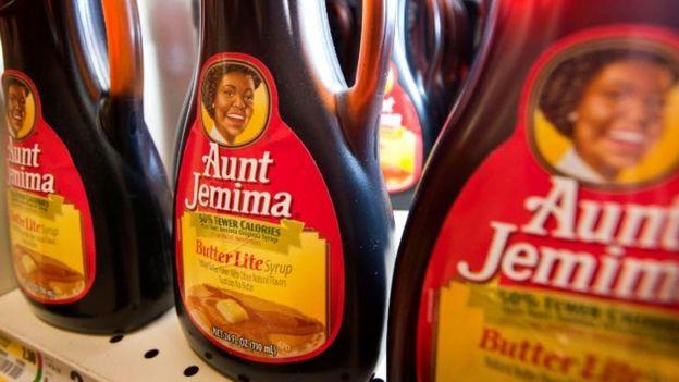 Xarope para panquecas Aunt Jemima