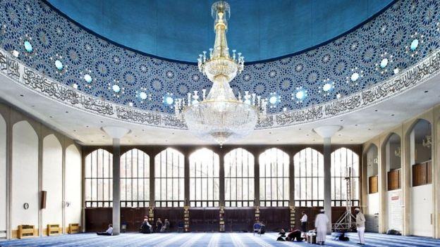 Islamic Cultural Centre near Regent's Park