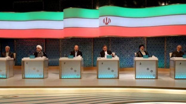 نامزدهای ریاست جمهوری ایران