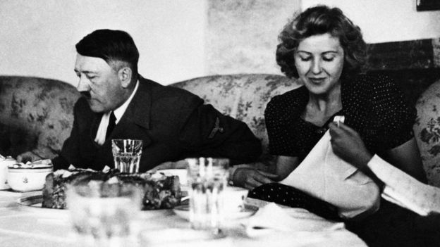 هیتلر گیاهخوار بود و افرادی که غذاهای او را میچشیدند ترکیبی از سبزیجات، برنج، پاستا و میوه میخوردند
