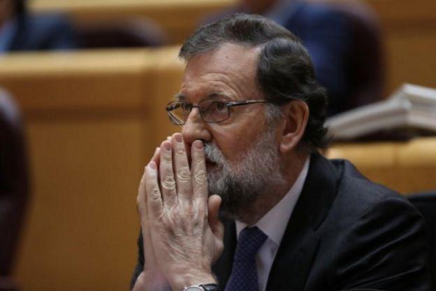 นายกรัฐมนตรีสเปนประกาศให้ชาวแคว้นคาตาลูญญาอยู่ในความสงบ