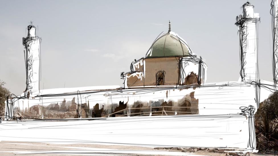جامع النوري في الموصل