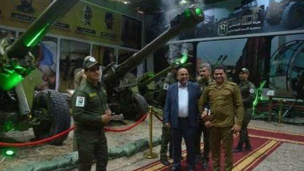 """نمایشگاه تجهیزات در نشست """"سپاس از ایران"""""""