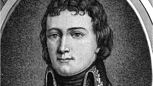 A portrait of Charles-Étienne Gudin of Sablonniere, who was an empire general