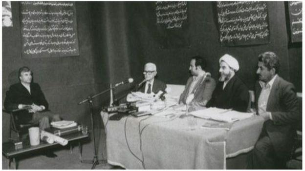 عباس امیرانتظام در دادگاه به ریاست محمد محمدی گیلانی