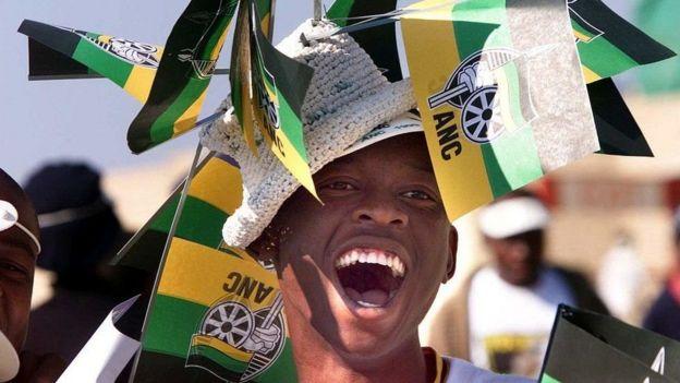 ANC kimeshinda kila uchaguzi Afrika kusini tangu kumalizika kwa utawala wa ubaguzi wa rangi mnamo 1994.