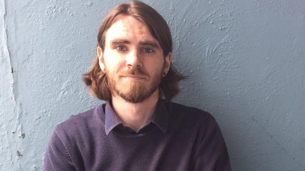 El presidente de los Clubes Sociales del Reino Unido Cannabis, Greg de Hoedt.