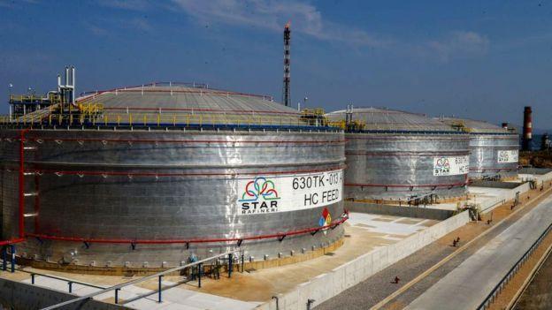 پالایشگاه ترکیه - ترکیه یکی از هشت کشوری بود که برای خرید نفت از ایران معافیت داشت
