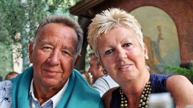 John and Janet Stocker