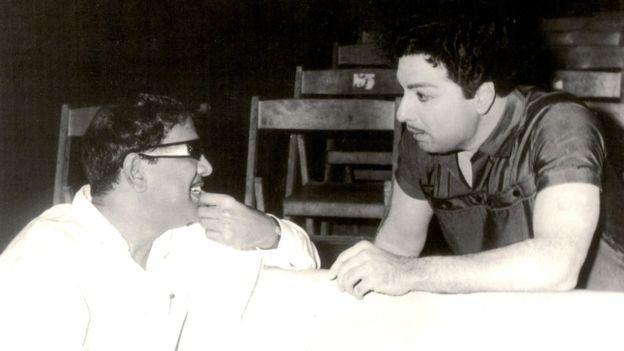 கருணாநிதி, எம்.ஜி.ராமசந்திரன்