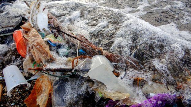 ஆழ்கடல் பகுதியில் பெருமளவில் பிளாஸ்டிக் கண்டெடுப்பு