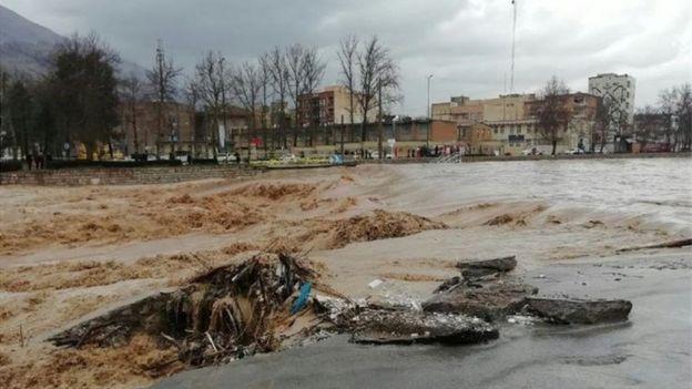 جادههای استان گلستان