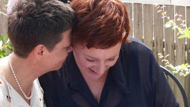 Annette Cairnduf and Kylie Gwynne