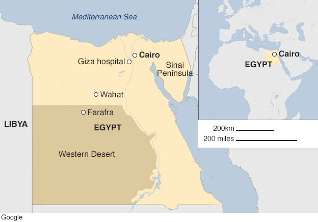 Middle East Map Sinai Peninsula.Mexican Tourists Killed By Egyptian Security Forces Bbc News