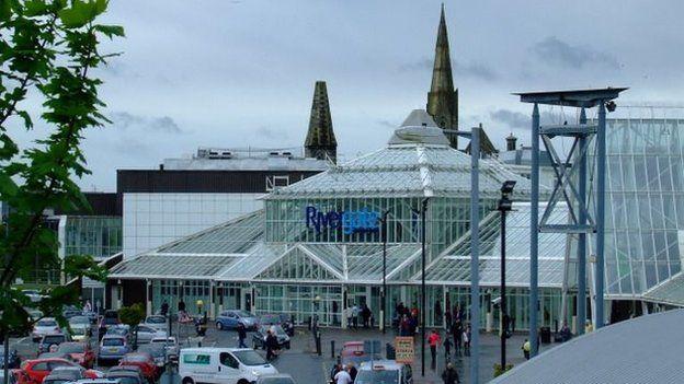 Rivergate shopping centre