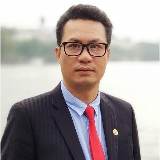 Luật sư Nguyễn Văn Quynh là một trong sáu luật sư bào chữa cho Đặng Văn Hiến