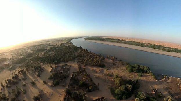 Biyo xireenka webiga Nile