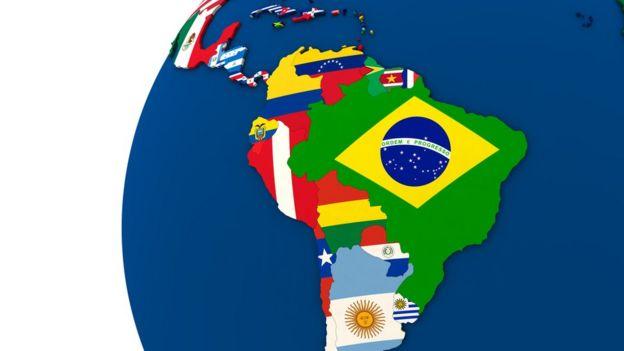 Ponte a prueba: ¿qué tanto sabes de la geografía de América Latina ...