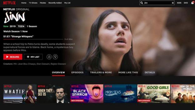 نتفلیکس در سالهای اخیر به یکی از مهمترین شرکتهای تولید سریالهای تلویزیونی در جهان تبدیل شده است