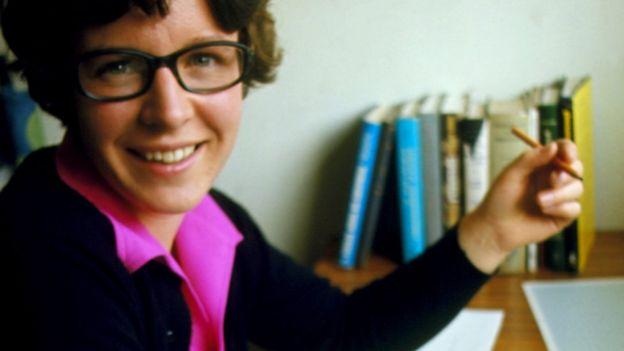 Jocelyn Bell Burnell, pulsar discoverer