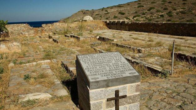 Cemitério de Spinalonga