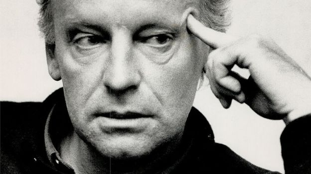 Galeano en 1988.