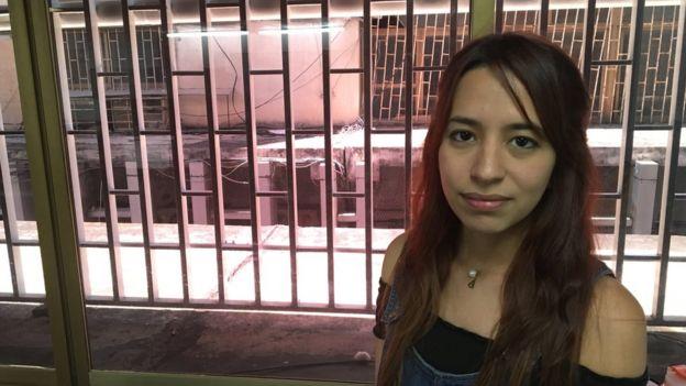 Mayerlin Perdomo Foto: G. D. Olmo