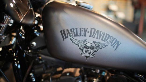هارلی داویدسون یکی از محبوبترین انواع موتور سیکلت در جهان حالا برای اروپاییها گرانتر از قبل در میآید