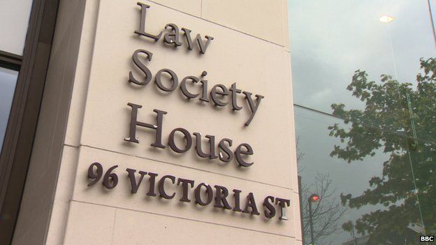 Law Society House in Belfast
