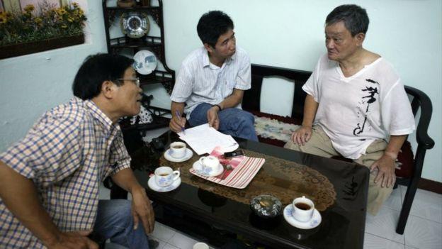 Hình do TS Đinh Hoàng Thắng cung cấp
