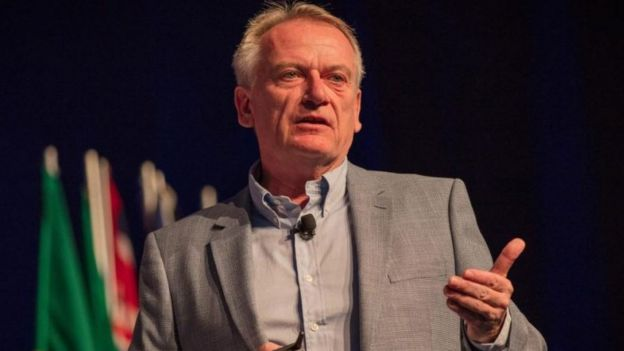 Chris Skinner en la World Credit Union Conference