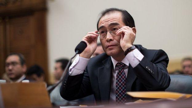 Thae Yong-ho là cựu phó đại sứ Bắc Hàn tại Anh