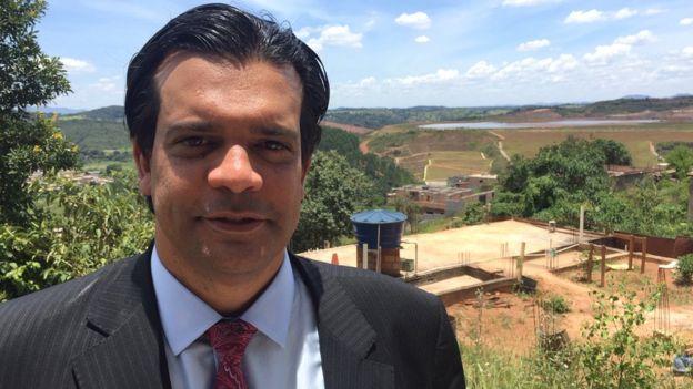 Promotor Vinicius Alcântara Galvão