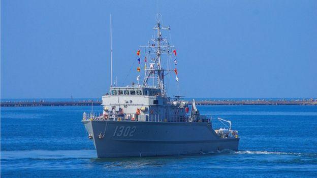 台灣海軍目前雖然有十多艘掃雷艇,但是船齡至少都30多年,有的甚至已經超過60年。