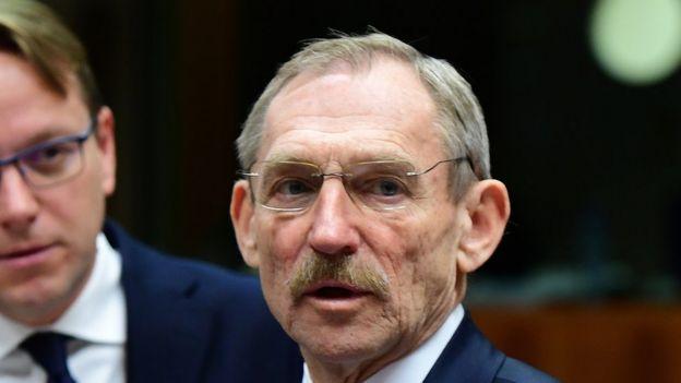 İçişleri Bakanı Sándor Pintér