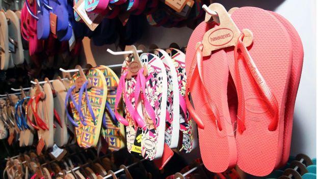 fc179372aee8 Havaianas flip-flop brand sold in  1bn deal - BBC News