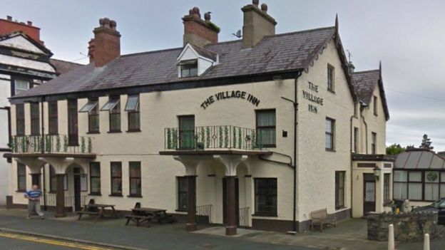 The Village Inn, Llanfairfechan