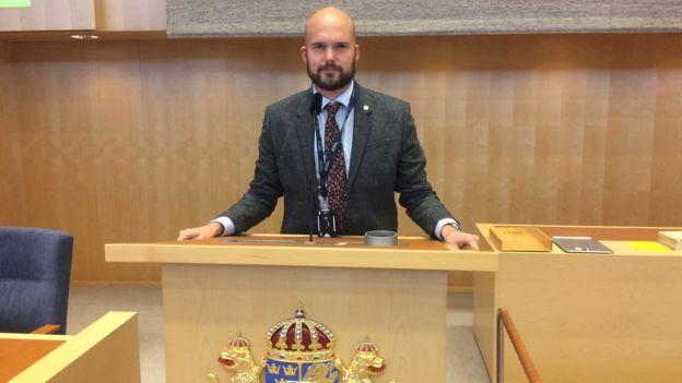 Deputado David Josefsson