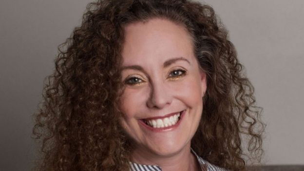 Julie Swetnick in an image provided by her lawyer Michael Avenatti