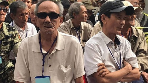 """Có khoảng 80 thương phế binh VNCH """"mồ côi"""" tức không gia đình, không người thân, không nơi nương tựa tại TP HCM"""
