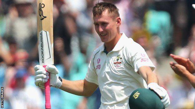 Australia V New Zealand Marnus Labuschagne Makes 215 For Hosts Bbc Sport