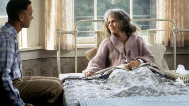 Tom Hanks y Sally Field