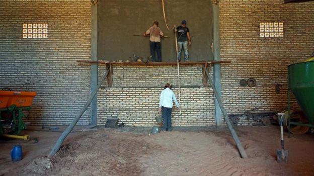 Menonitas en Paraguay