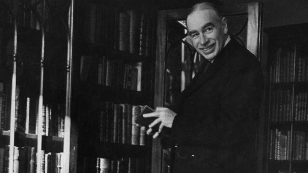 John Mayard Keynes