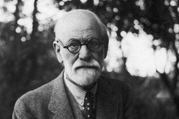 Sigmund Freud en 1935