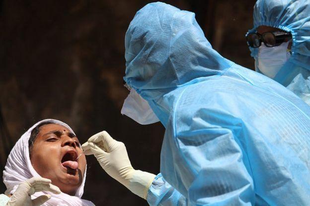 कोरोना वायरस: भारत में संक्रमण को ...
